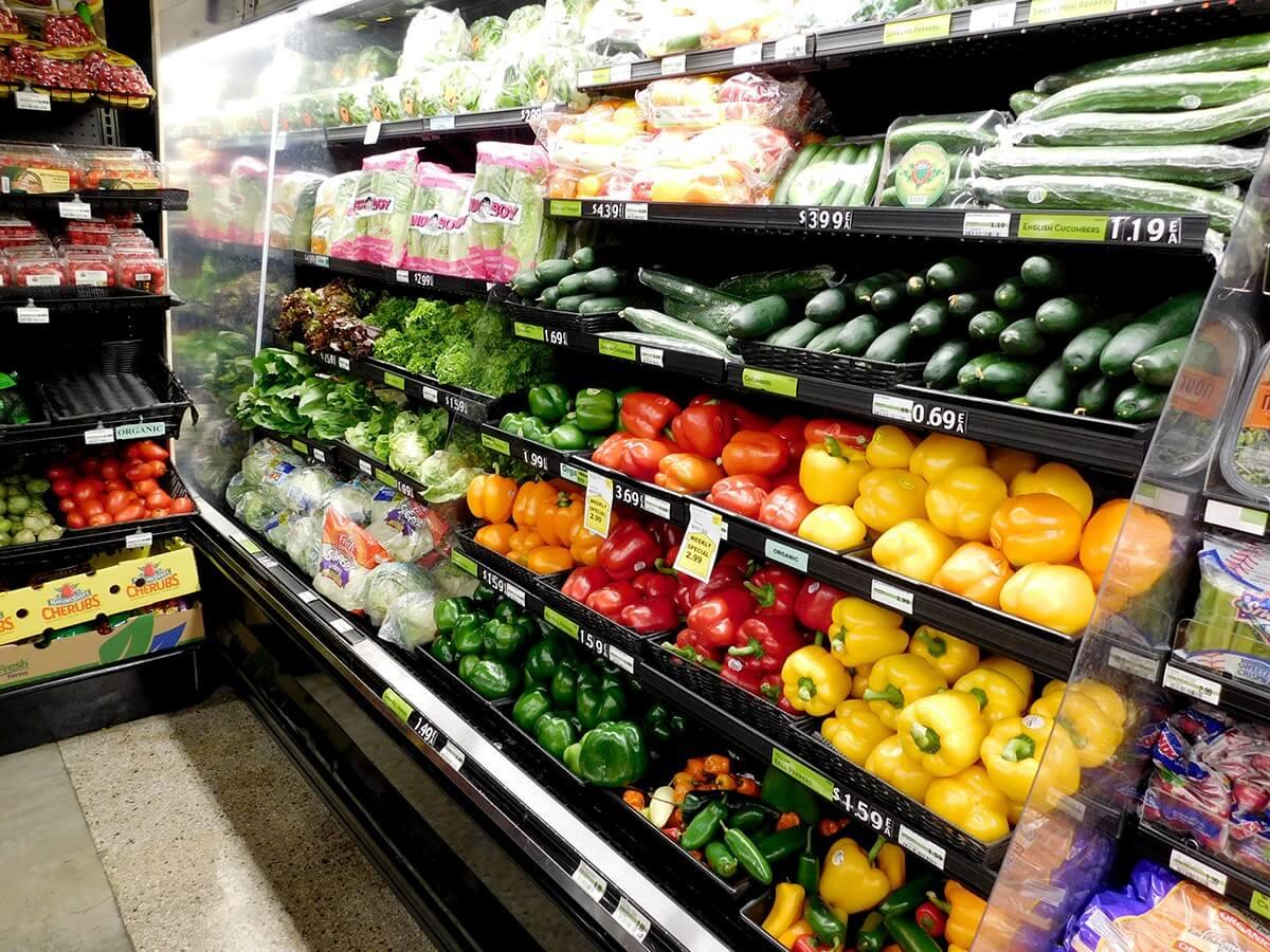Libbie Market - Produce
